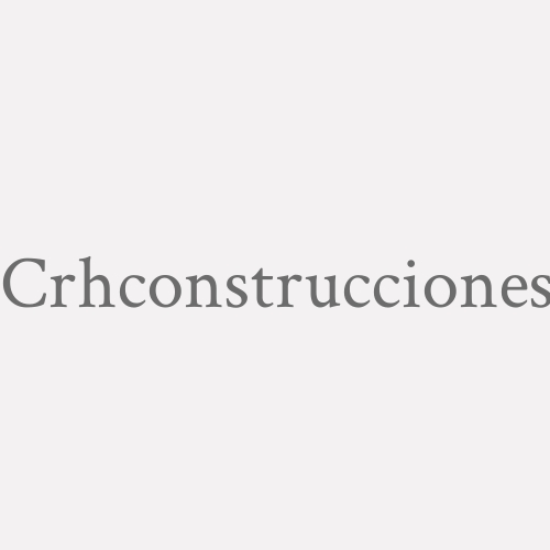 Crhconstrucciones