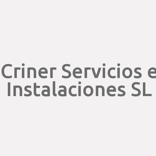 Criner Servicios E Instalaciones S.L.