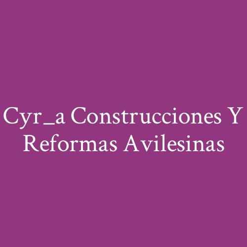 Cyr_a Construcciones y Reformas Avilesinas