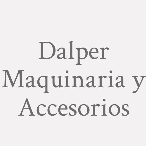 Dalper Maquinaria y Accesorios
