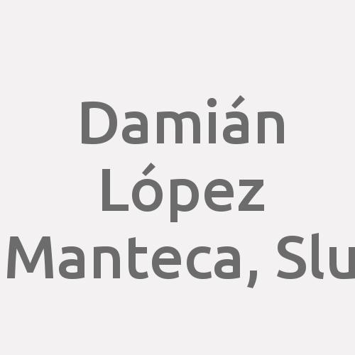 Damián López Manteca, Slu