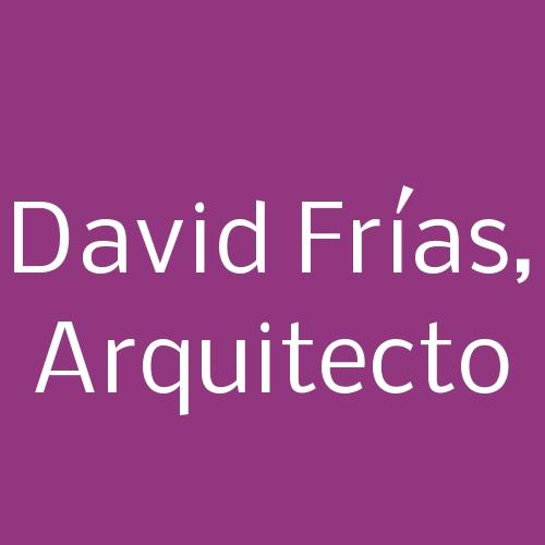 David Frías, arquitecto