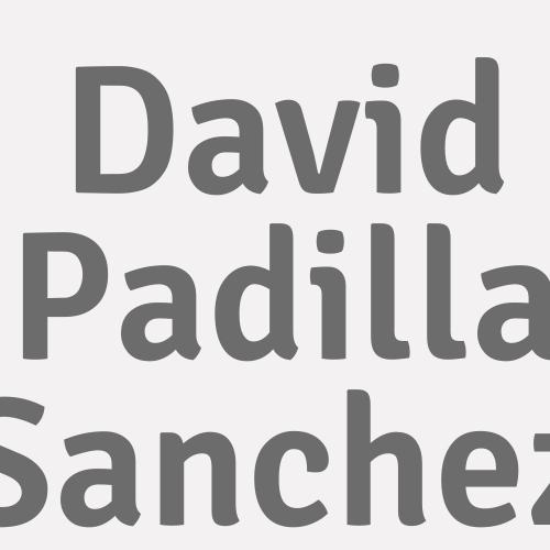 David Padilla Sanchez