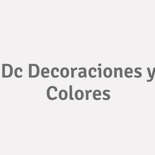 Dc Decoraciones Y Colores