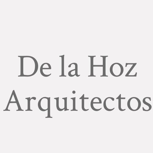 De La Hoz Arquitectos
