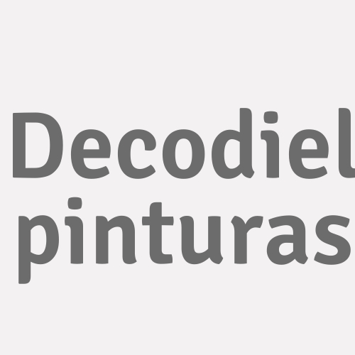 Decodiel Pinturas