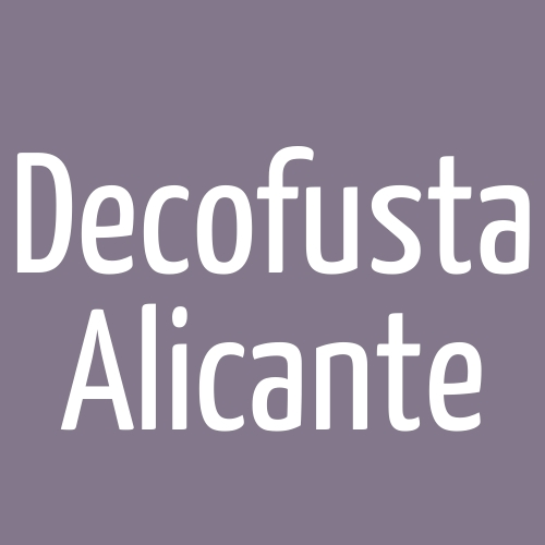 Decofusta Alicante