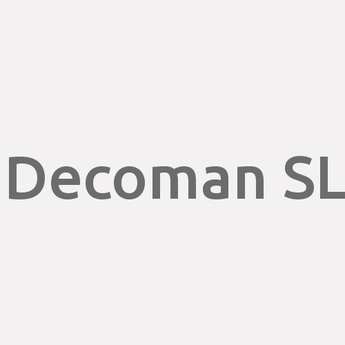 Decoman SL
