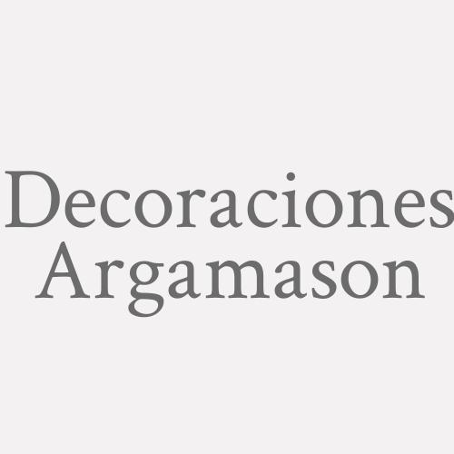 Decoraciones Argamason