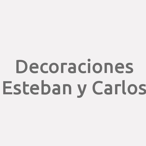Decoraciones Esteban y Carlos
