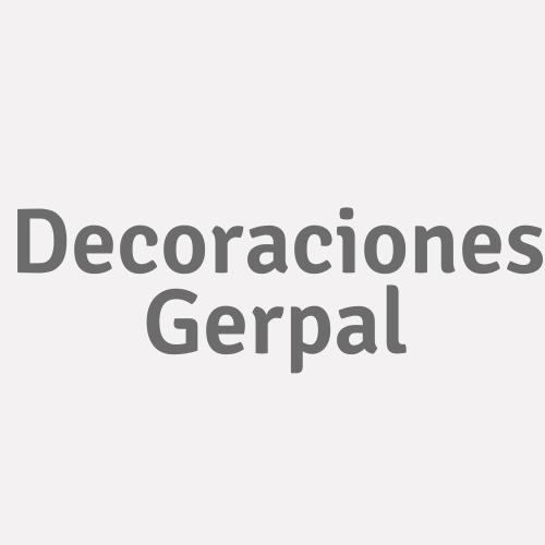 Decoraciones Gerpal