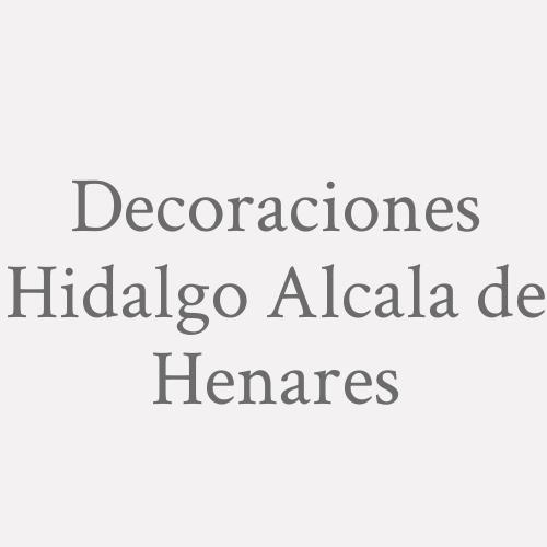 Decoraciones Hidalgo Alcala de Henares