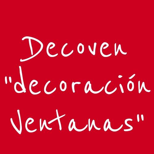 "Decoven ""decoración Ventanas"""