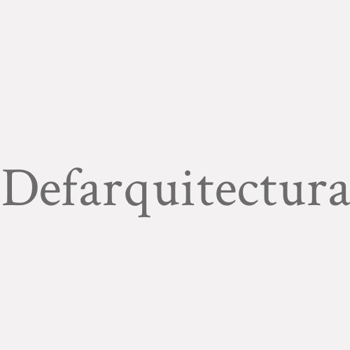 Defarquitectura