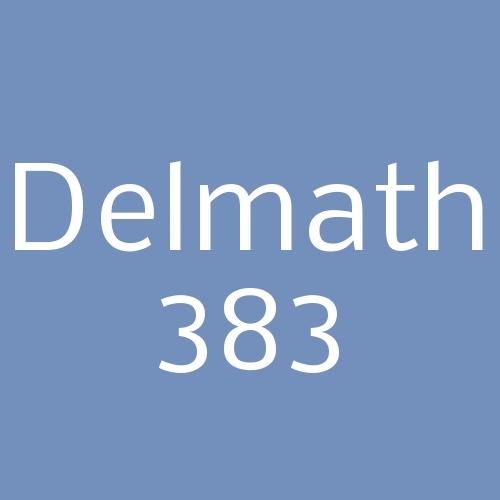 Delmath 383