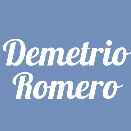 Demetrio Romero