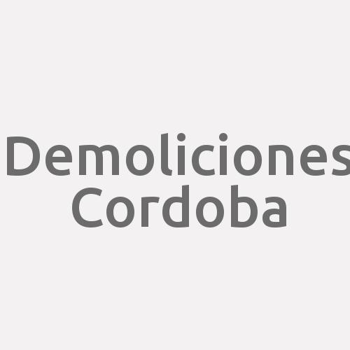 Demoliciones Cordoba