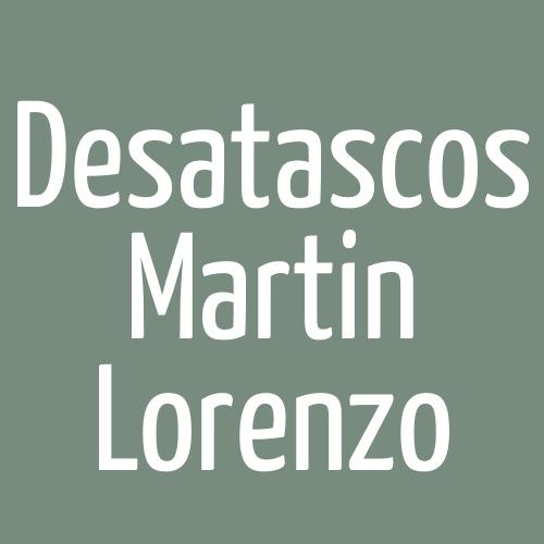 Desatascos Martin Lorenzo