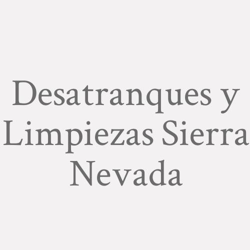 Desatranques y Limpiezas Sierra Nevada