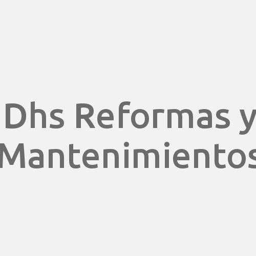 Dhs Reformas Y Mantenimientos