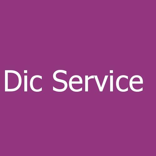 Dic Service