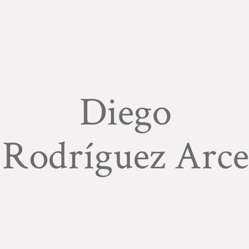 Diego Rodríguez Arce
