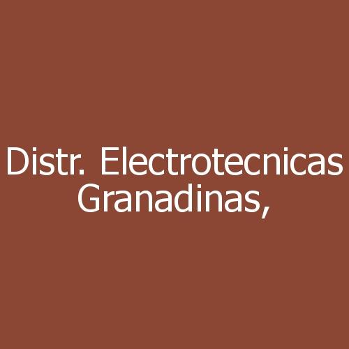 Distr. Electrotecnicas Granadinas,