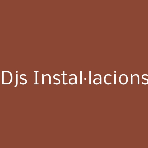 Djs Instal·lacions