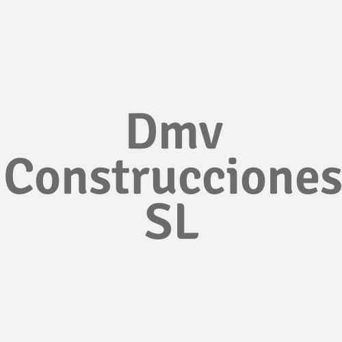 Dmv Construcciones  S.l.