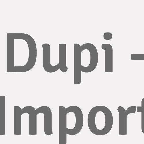 Dupi - Import