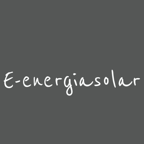 E-energiasolar