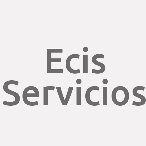Ecis Servicios