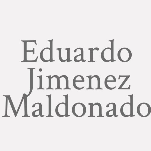 Eduardo Jimenez Maldonado