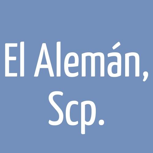 El Alemán, SCP