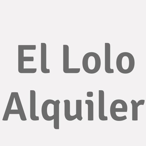 El Lolo Alquiler