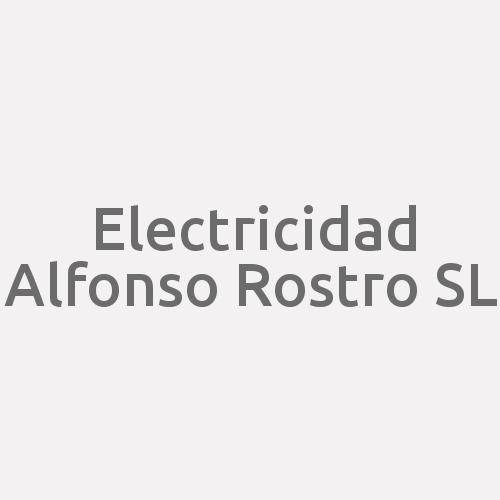 Electricidad Alfonso Rostro S.L.
