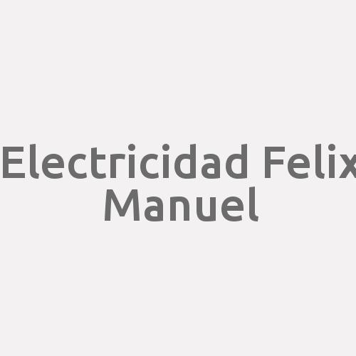 Electricidad Felix Manuel