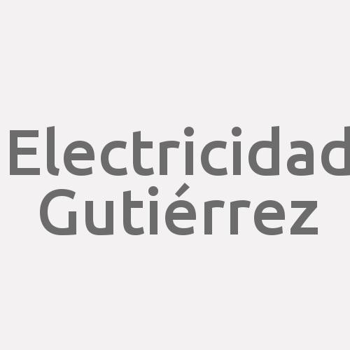 Electricidad Gutiérrez