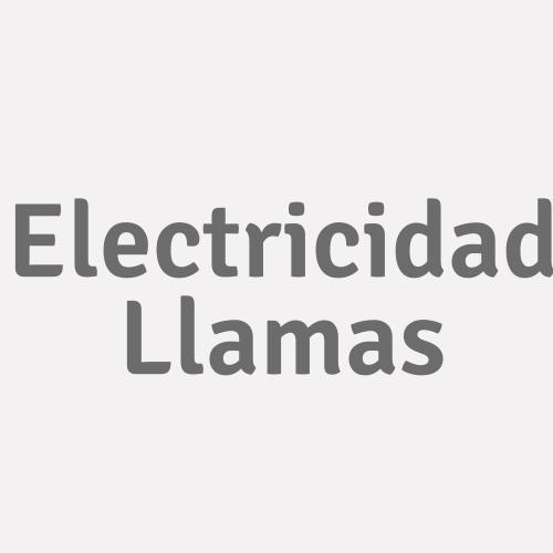 Electricidad Llamas