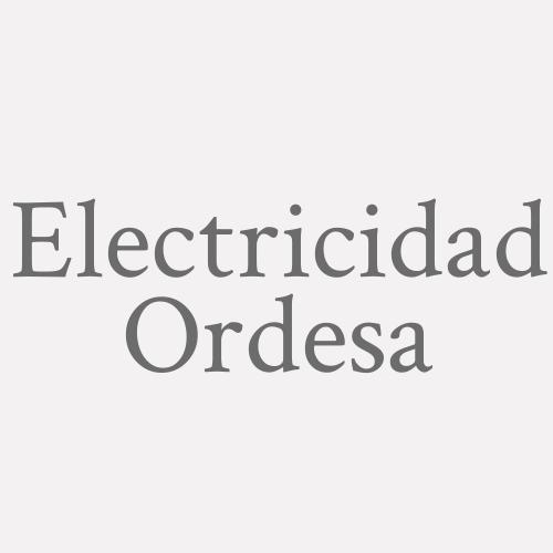 Electricidad Ordesa
