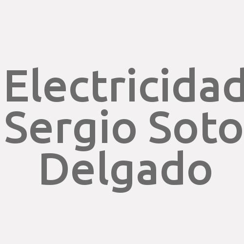 Electricidad Sergio Soto Delgado