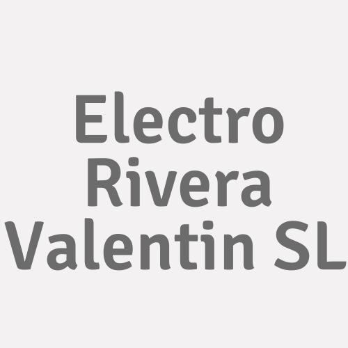 Electro Rivera Valentin S.l