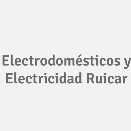 Electrodomésticos y Electricidad Ruicar
