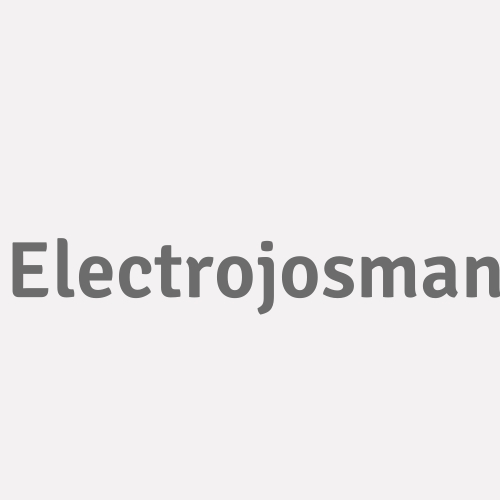 Electrojosman