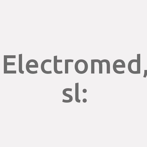 Electromed, S.l: