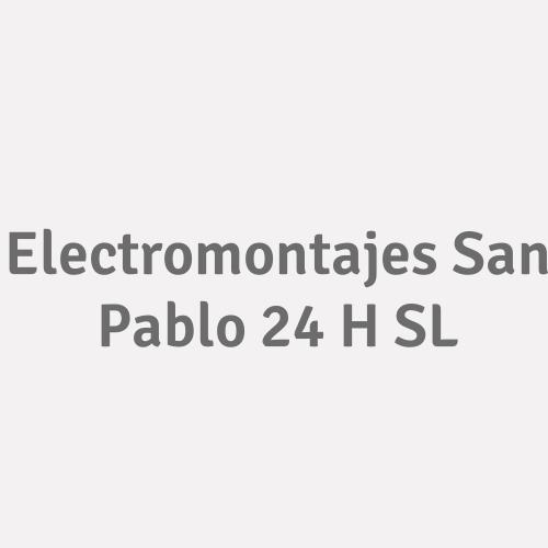 Electromontajes San Pablo 24 H SL