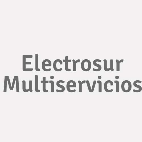 Electrosur Multiservicios