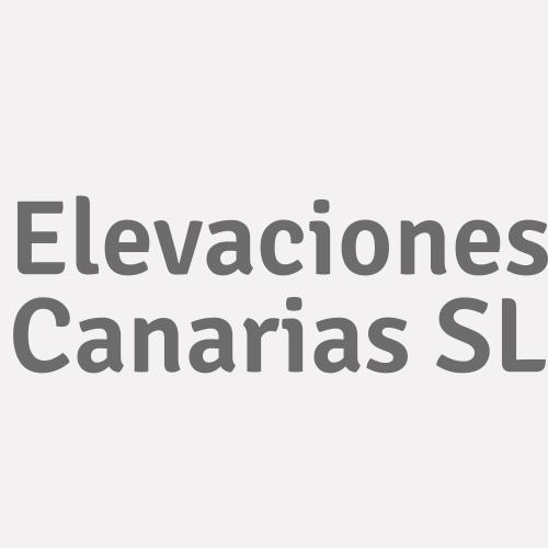 Elevaciones Canarias Sl