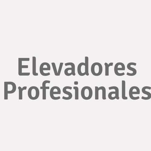 Elevadores Profesionales