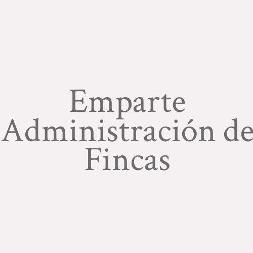 Emparte Administración De Fincas